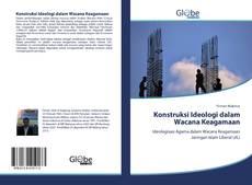 Buchcover von Konstruksi Ideologi dalam Wacana Keagamaan