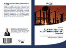 Capa do livro de IEC 61850 Horizontale GOOSE-communicatie en -overzicht
