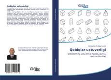 Capa do livro de Qobiqlar ustuvorligi