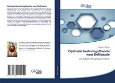 Bookcover of Optimale besturingstheorie voor DeMutatie
