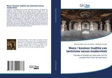 Capa do livro de Mens / kosmos: traditie van tantrisme versus moderniteit
