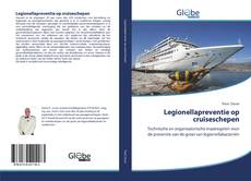 Bookcover of Legionellapreventie op cruiseschepen