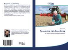Capa do livro de Toepassing van datamining