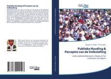 Publieke Houding & Perceptie van de Volkstelling kitap kapağı