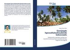 Gewijzigde lignocellulosehoudende kokosvezels kitap kapağı