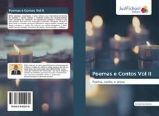 Capa do livro de Poemas e Contos Vol II