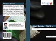 Capa do livro de Adventures of Koshiro