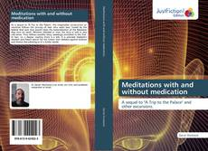 Bookcover of Meditations with and without medication
