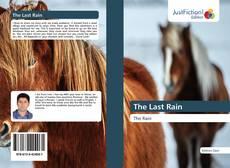 Bookcover of The Last Rain