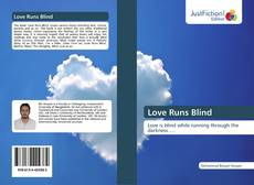 Bookcover of Love Runs Blind