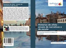 Copertina di Histórias de afeto - ensaio de narrativas e de escuta