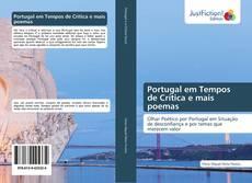 Capa do livro de Portugal em Tempos de Crítica e mais poemas