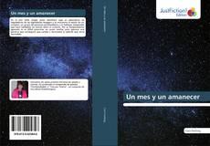 Bookcover of Un mes y un amanecer