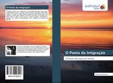 Capa do livro de O Poeta da Imigração