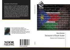 Bookcover of Secession of South Sudan
