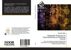 Epigenetic Predictors of chemosensitivity of Colorectal Cancer的封面