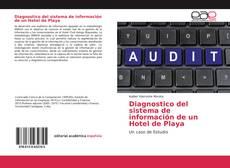 Capa do livro de Diagnostico del sistema de información de un Hotel de Playa