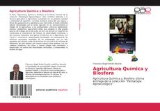 Portada del libro de Agricultura Química y Biosfera