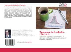 Portada del libro de Teorema de Lo-Bello. (Parte I).