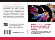 Portada del libro de Entre cantos, cuentos y plumas: la niñez y las aves en Chiapas, México