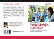 Обложка Modelo Pedagógico Autogestionario para el Aprendizaje Colaborativo