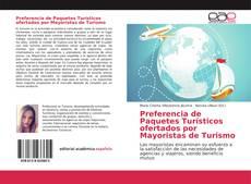 Portada del libro de Preferencia de Paquetes Turísticos ofertados por Mayoristas de Turismo