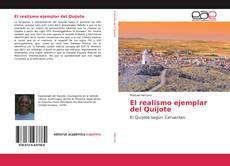 Portada del libro de El realismo ejemplar del Quijote