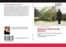 Bookcover of Políticas Públicas De Género