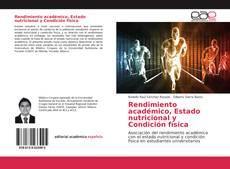 Bookcover of Rendimiento académico, Estado nutricional y Condición física