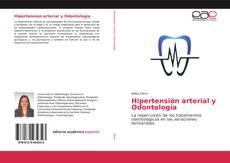 Portada del libro de Hipertensión arterial y Odontología