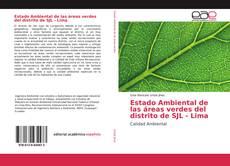 Обложка Estado Ambiental de las áreas verdes del distrito de SJL - Lima