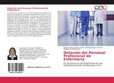 Portada del libro de Dotación del Personal Profesional de Enfermería