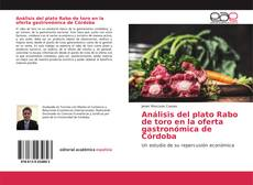Обложка Análisis del plato Rabo de toro en la oferta gastronómica de Córdoba