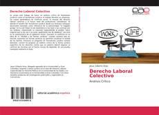 Portada del libro de Derecho Laboral Colectivo