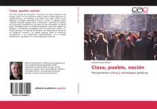 Обложка Clase, pueblo, nación