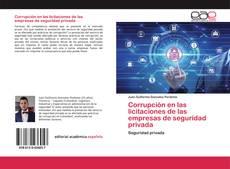 Bookcover of Corrupción en las licitaciones de las empresas de seguridad privada