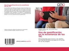 Bookcover of Uso de gamificación en la enseñanza de las TIC