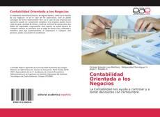 Bookcover of Contabilidad Orientada a los Negocios
