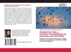 Copertina di Calidad de Vida y Factores Psicosociales en personas con VIH/SIDA