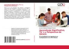 Обложка Aprendizaje Significativo, Tic´s y Perspectiva de Género