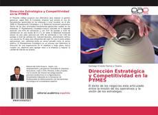 Portada del libro de Dirección Estratégica y Competitividad en la PYMES