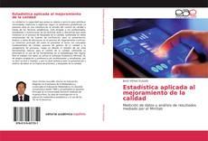 Bookcover of Estadística aplicada al mejoramiento de la calidad