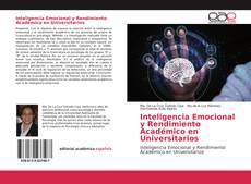 Buchcover von Inteligencia Emocional y Rendimiento Académico en Universitarios