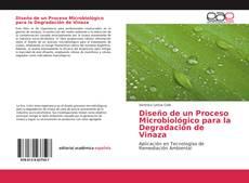 Обложка Diseño de un Proceso Microbiológico para la Degradación de Vinaza