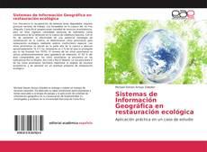 Portada del libro de Sistemas de Información Geográfica en restauración ecológica