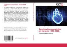 Couverture de Cardiopatías congénitas en Navarra 1989-1998