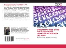 Determinantes de la Volatilidad del mercado cambiario peruano kitap kapağı