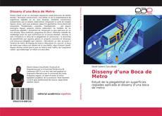 Bookcover of Disseny d'una Boca de Metro