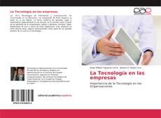 Buchcover von La Tecnología en las empresas