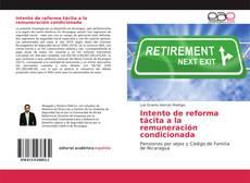 Bookcover of Intento de reforma tácita a la remuneración condicionada